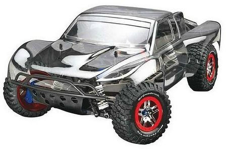 Traxxas Slash 4x4 Platinum Edition
